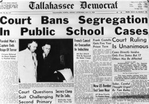 The Brown V Board Of Education Court >> Brown V Board Of Education African American Civil Rights Movement