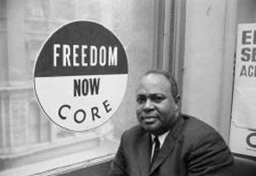 James Farmer African American Civil Rights Movement